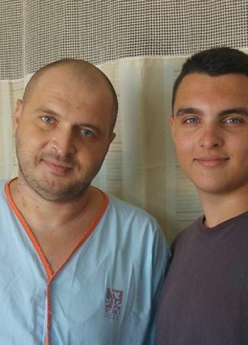 האב התמוטט, בנו בן ה-16 ביצע החייאה והציל את חייו